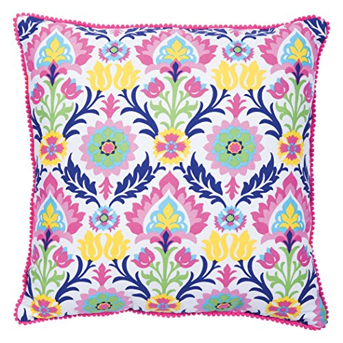 Trend Lab Waverly Baby Santa Maria Decorative Pillow, Multicolor