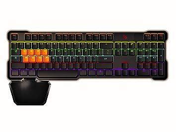 Gaming keyboard A4Tech Bloody B720 US, Mechanical: Amazon.es: Electrónica