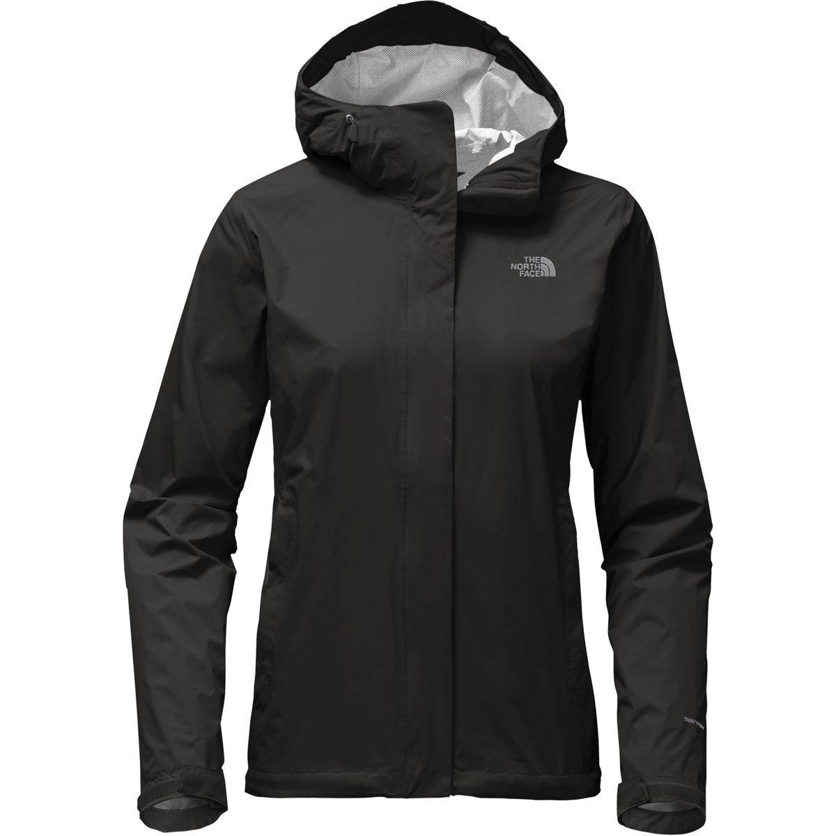 (ザノースフェイス) The North Face Venture 2 Jacket レディース ジャケットTnf Black [並行輸入品]   B07D9DCVB9