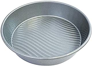 product image for USA Pan Patriot Round 9 inch Baking Cake Pan, Aluminized Steel