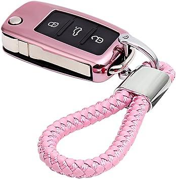 iTimo - Funda protectora para llave de coche Volkswagen VW Passat ...