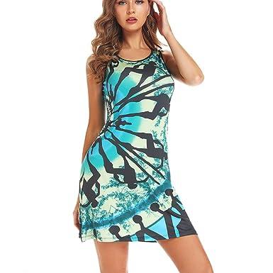 Abiti Eleganti Donna Online.Odjoy Fan Abiti Eleganti Lunghi Da Donna Vestito Lungo Elegante