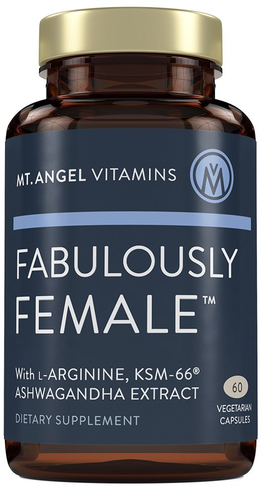 Mt. Angel Vitamins - Fabulously Female