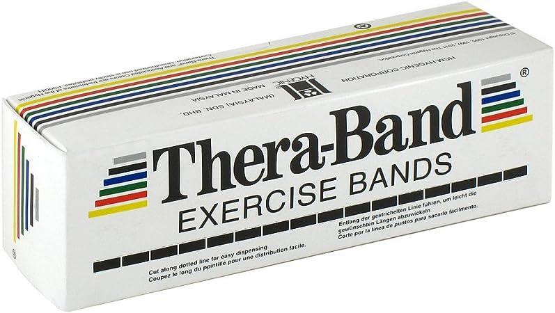Thera-Band Übungsband 2,5 m mittel // rot