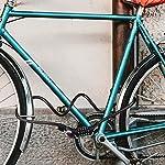 BIGLUFU-Lucchetto-a-catena-per-bicicletta-scooter-bicicletta-moto-diametro-12-mm-lunghezza-12-m-combinazione-di-sicurezza-a-spirale-a-5-cifre-cavi-resistenti-resettabili-Nero