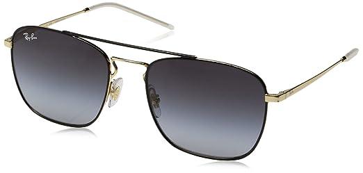 Óculos de Sol Ray Ban RB3588 90548G-55  Amazon.com.br  Amazon Moda 2013b4e0c2