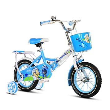 DT Bicicletas para niños Bicicletas para bebés de 3 años 2-4-6-