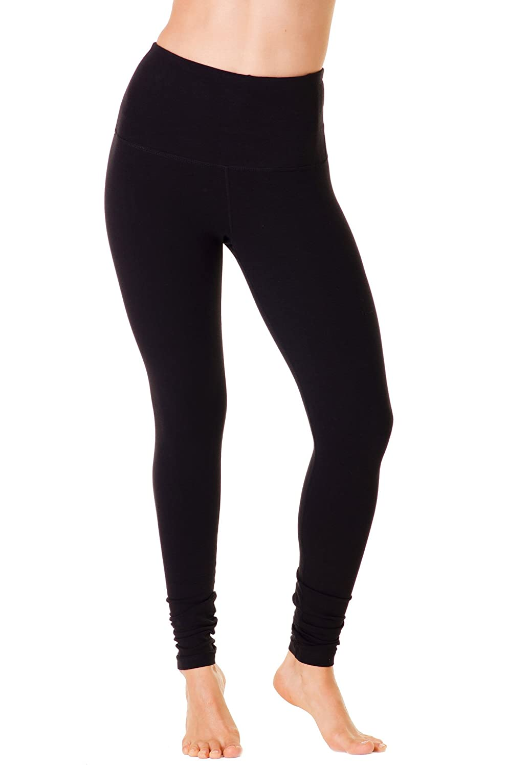 90 Degree By Reflex - High Waist Cotton Power Flex Leggings ...