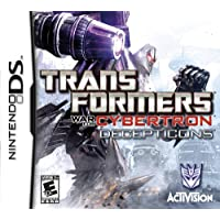 Transformers Cybertron Decepticons / Game