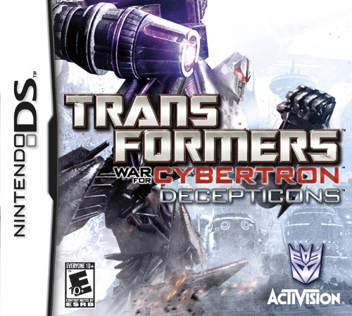 Transformers: War for Cybertron Decepticons