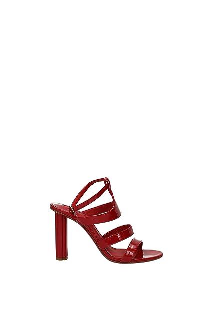 160f319ec5a Salvatore Ferragamo Sandals Trevi Women - Patent Leather (TREVI0686438) 3 UK