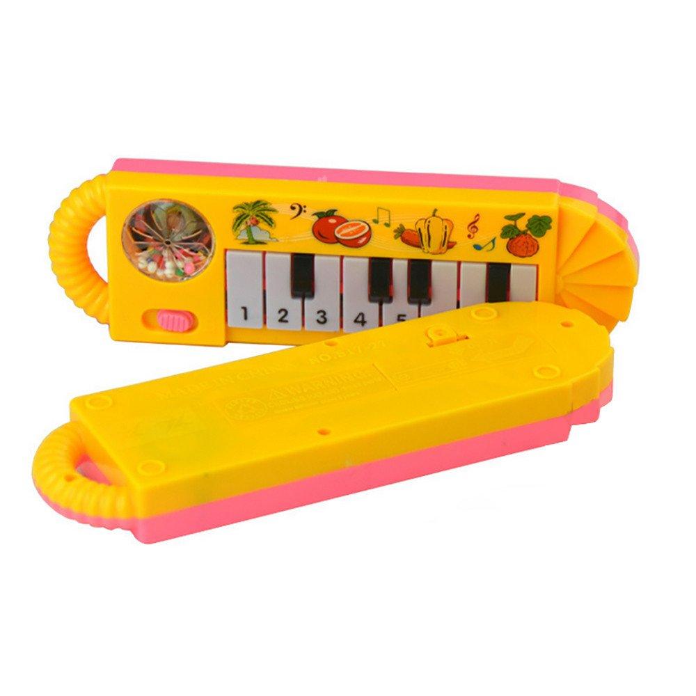 Jouet Angelof Baby Kids Musical Educational Animal Farm Piano Developmental Music Toy Personnalis/é Id/éE Cadeau