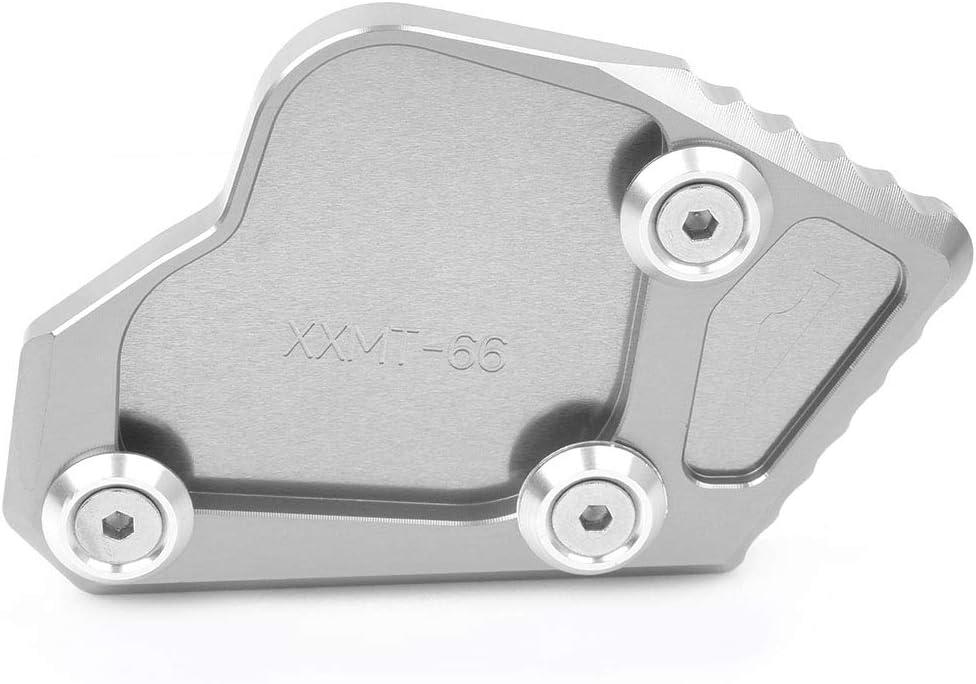 GZYF Kickstand Side Stand Enlarger Foot Plate For BMW K1600GT// 1600GTL S1000RR