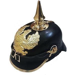 FR Badge German Prussian Helmet