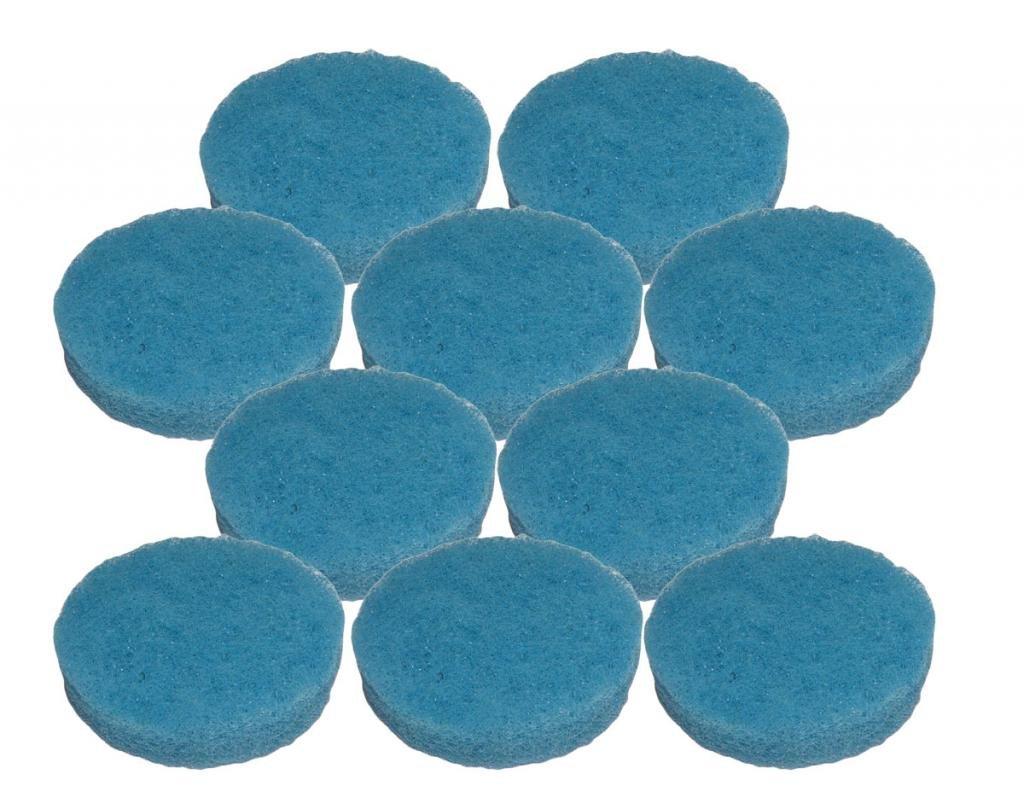 Black & Decker Scumbuster (10 Pack) Replacement Blue Scrubbing Pad # 173471-01-10pk