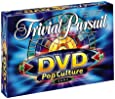 Trivial Pursuit POP Culture DVD Game by Milton Bradley
