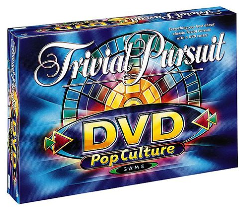 (Milton Bradley Trivial Pursuit POP Culture DVD Game)