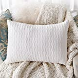 Kyпить Pillows for Sleeping, CertiPUR-US, Registered with FDA Shredded Memory Foam Pillow with Thickened Foam Pillowcase for Neck Pain Relief, Side Back Stomach Sleeper, Hypoallergenic by Sable, Queen на Amazon.com