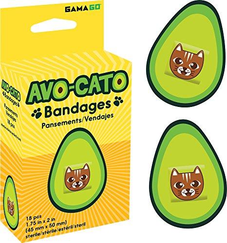 - Gamago Bandages, AVO-cato, 0.1 Pound
