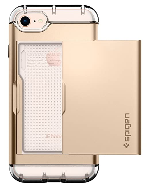 spigen iphone 8 case gold