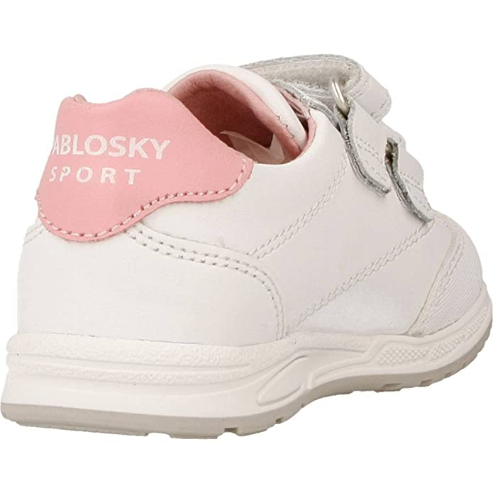 Calzature sportive bambino, color Bianco , marca PABLOSKY, modelo Calzature Sportive Bambino PABLOSKY ZAHIRA Bianco