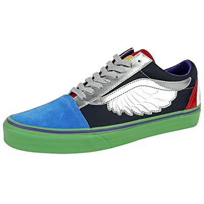 Vans Marvel Exclusive (Women 5.0/Men 3.5, (Marvel) Avengers/Multi) | Fashion Sneakers