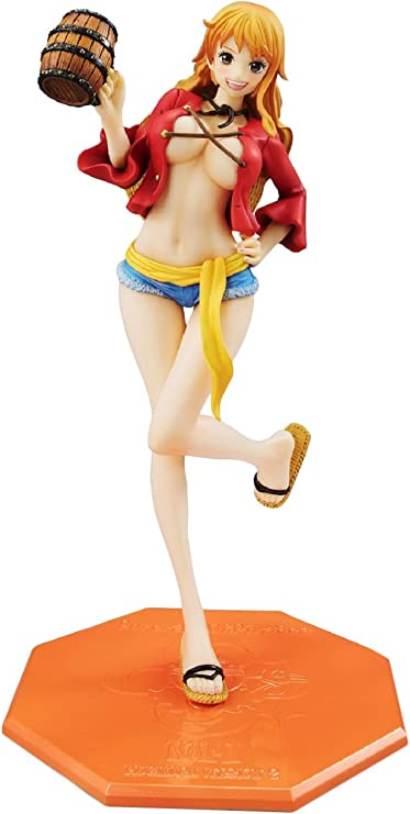 Luffy I.R.O Megahouse ONE PIECE Limited 1//8 Pvc Figure P.O.P Monkey D
