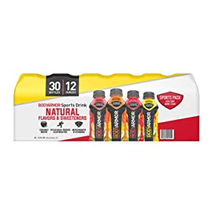 BodyArmor Natural Flavors & Sweeteners Sports Drink 30 X 12 Fl Oz Net Wt 360 Fl Oz