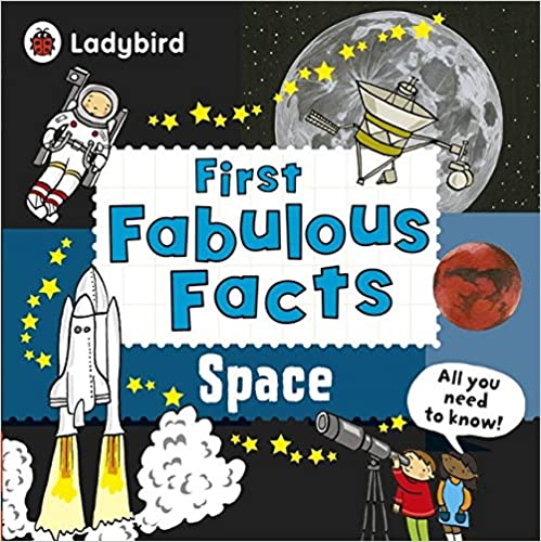 Book First Fabulous Facts: Space