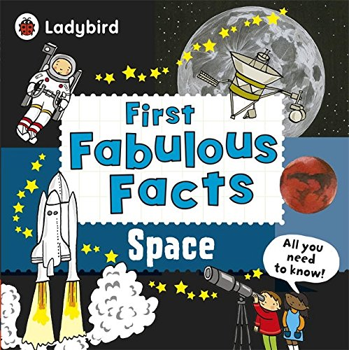 First Fabulous Facts: Space PDF