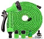 100ft GREEN Expandable Expanding hose...