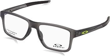 f5750f1eaa Oakley RX Eyewear - Chamfer Squared (52) - Satin Gray Smoke Frame Only