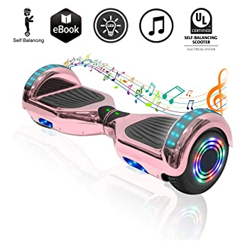 Amazon.com: Hoverboard|Hover Board Ul2272 Certified Self ...