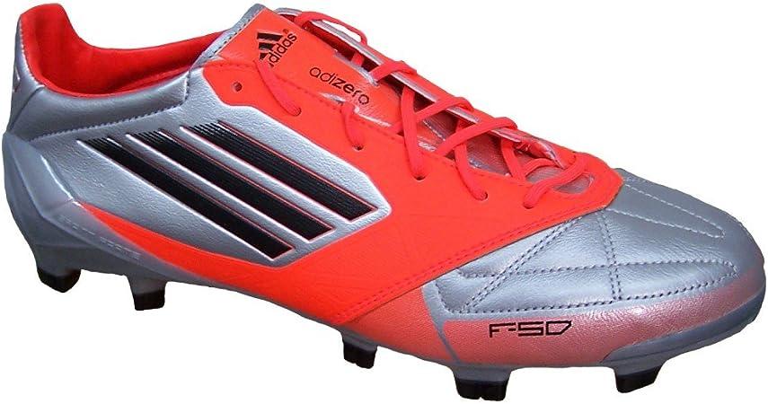 adidas F50 Adizero TRX FG Zapatilla de Fútbol ALU Naranja ...