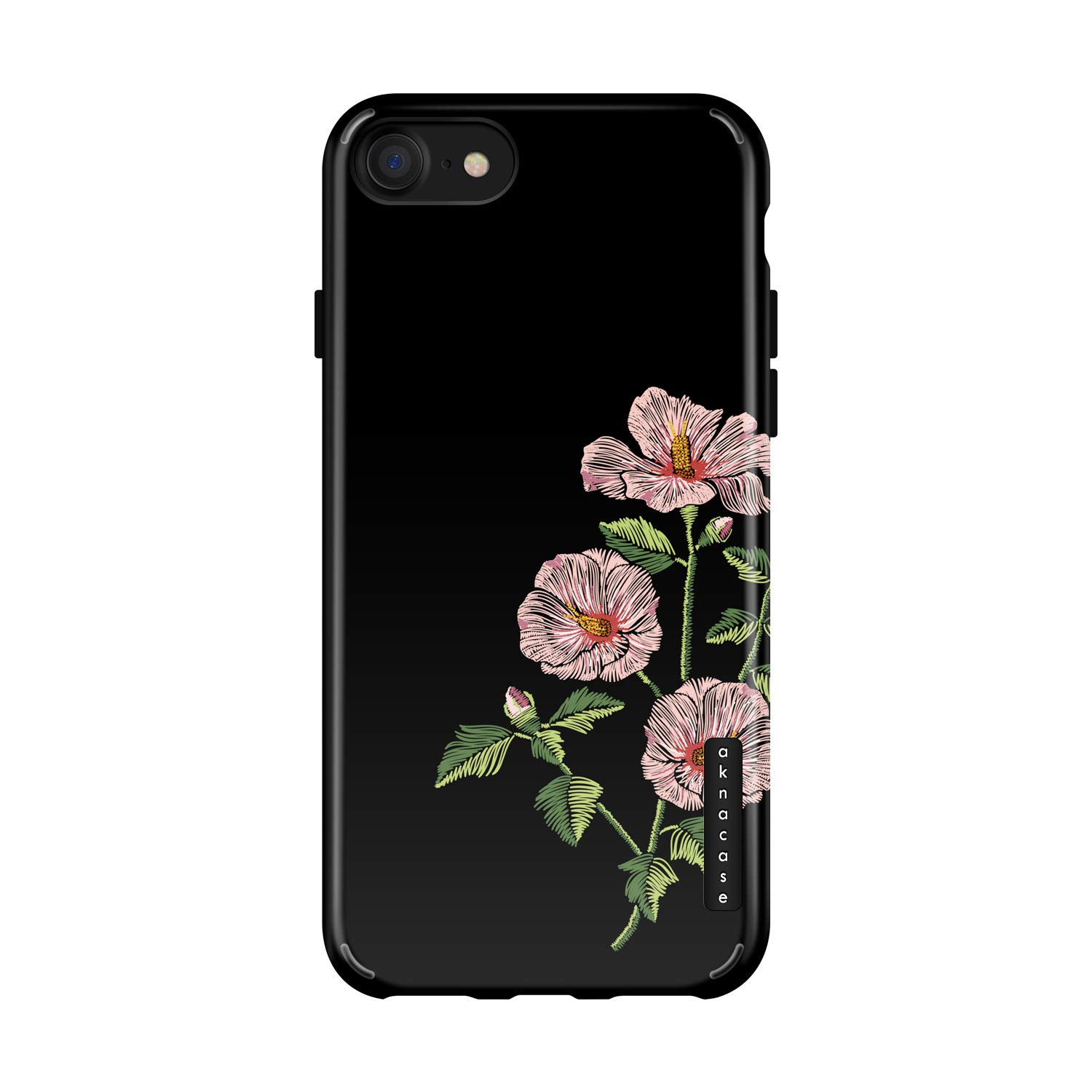 iPhone 8 & iPhone 7 Case, Akna Charming Series High Impact Silicon Cover with HD Graphics for iPhone 8 & iPhone 7 (776-C.A)
