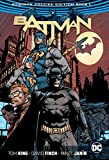 img - for Batman: The Rebirth Deluxe Edition Book 1 (Rebirth) book / textbook / text book