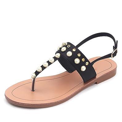 5df6944f311ca ... Luck Man Women Bead Sandals Flip Flops Sandalias Mujer Summer Shoes  Flat Sandal Sandalia Feminina Ladies  BETTER LUCK NEXT ...
