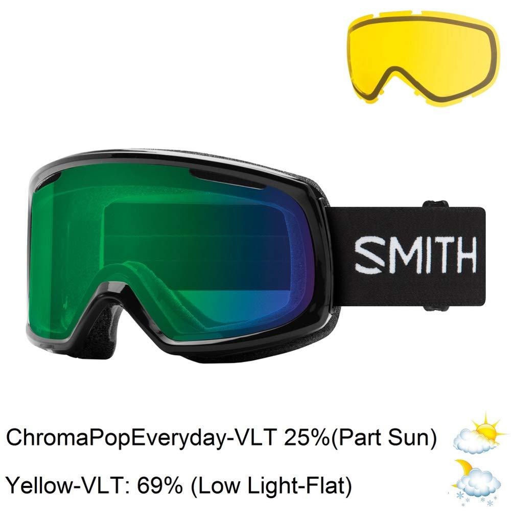 【当店一番人気】 Smith Riot ゴーグル B06XX2YZY5 Black Mirror/Yellow) Smith Mosaic Black B06XX2YZY5 Mosaic|ChromaPop サン プラチナ ミラー/イエロー(ChromaPop Sun Platinum Mirror/Yellow), 大栄町:866121fe --- brp.inlineteambrugge.be