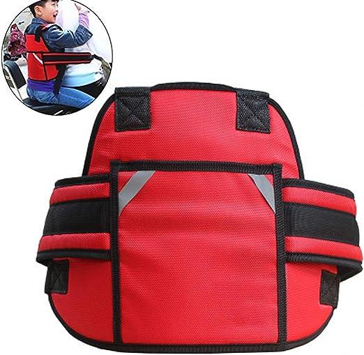 HaoY Cinturón de Seguridad para niños y Motocicletas, cinturón de ...
