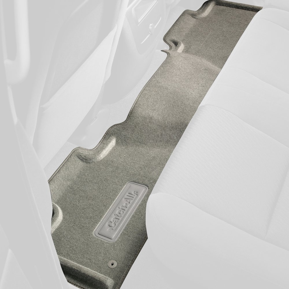 Lund 625037 Catch-All Premium Gray Carpet 2nd Seat Floor Mat