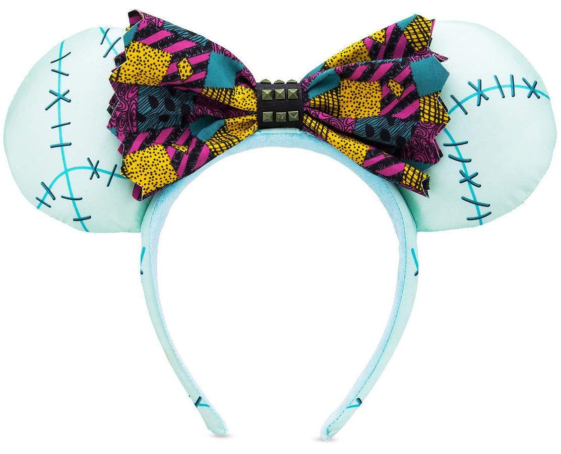 Authentic Minnie mouse ear Headband nightmare before christmas Disneyland Disney