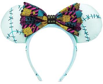 Christmas Minnie Ears 2019.Disney Parks Exclusive Nightmare Before Christmas Sally Ears Headband