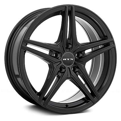 Amazon RTX Bern Сustom Wheel Satin Black 60 X 6060 60 Cool 5x105 Bolt Pattern