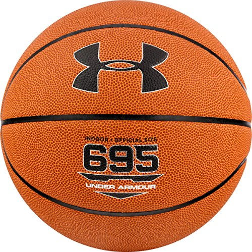 Under Armour 695 Indoor Composite Game Basketball