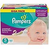 Pampers Active Fit Größe 5 Junior 11-25kg Giga Pack 92 Windeln