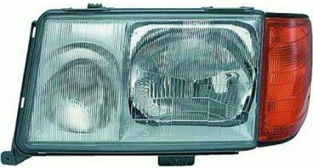 89-93 Bosch mit Blinker Scheinwerfer Set 200-500 E W124 Bj