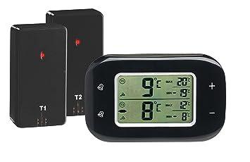 Kühlschrank Thermometer : Rosenstein & söhne kühlschrank alarm: digitales kühl
