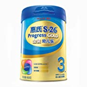 Wyeth惠氏S-26金装幼儿乐幼儿奶粉3段900克