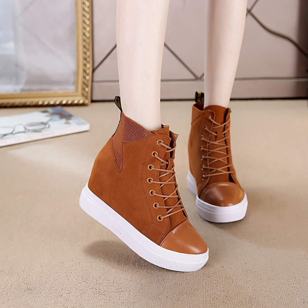 SYW Winter - Frauen - Turnschuhe Schuhe warme warme warme Schuhe und Casual Schuhen. f65075