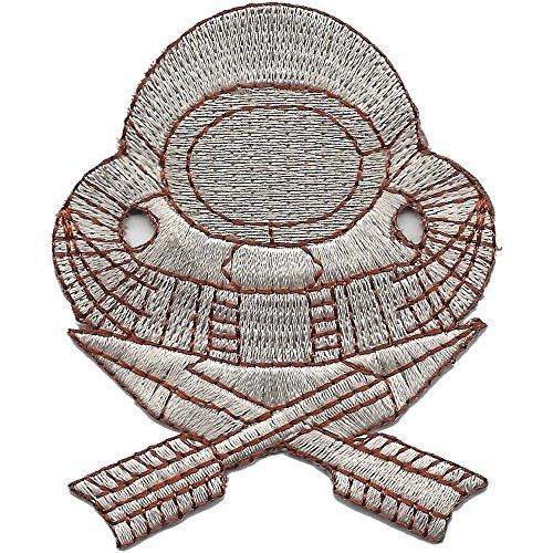 Enlisted Badge - Navy Scuba Diver Badge Enlisted Desert Patch